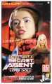 Boneca inflável Leah Lust - Secret agent
