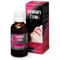 Yummy cum drops adoçante de esperma