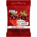 Preservativo lubrificado Morango - sex free
