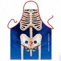 Avental Erótico Esqueleto
