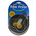 Egg fryer- forma em formato de pênis