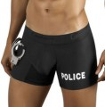 Boxer Police costume candyman