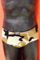 Cueca Eros veneziani - camuflada
