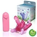Borboleta Mágica - com um mini pênis - rosa